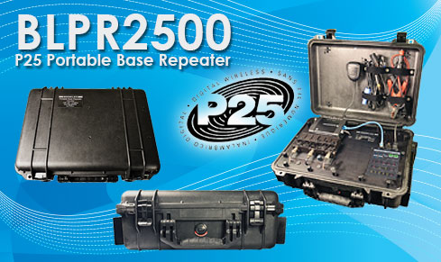 P25 Base Repeater