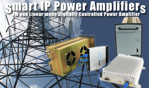 Smart IP Power Amplifiers